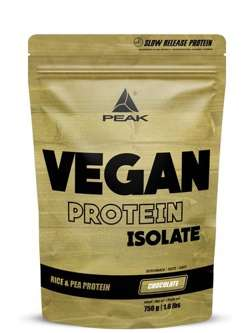 Vegan Protein Isolate - 750g