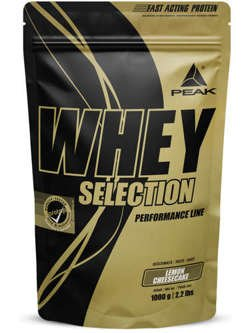 Whey Selection